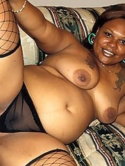 A Big Dick For A Big Black Hottie