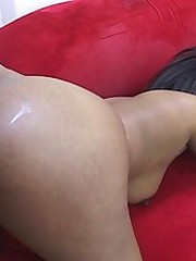 Pregnant Kandy Grinds On Stiff Man Meat
