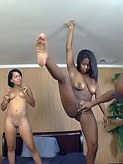 Ebony sex group black amateur