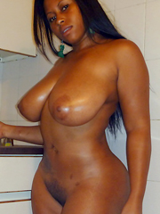 Black Ebony Nude Women