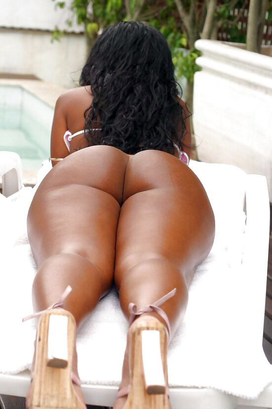 Big jamaican asses