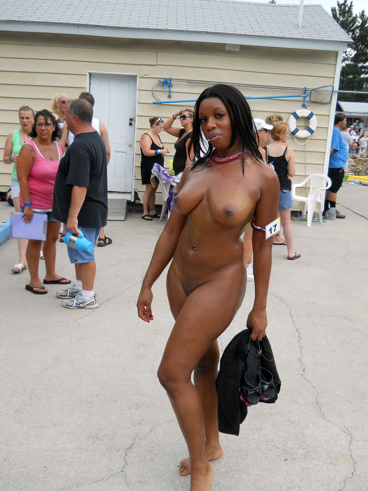 Consider, black jamaican nude beach have hit